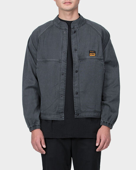 CLUBBED JACKET