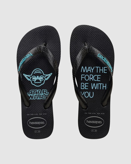 STAR WARS BLACK/BLUE