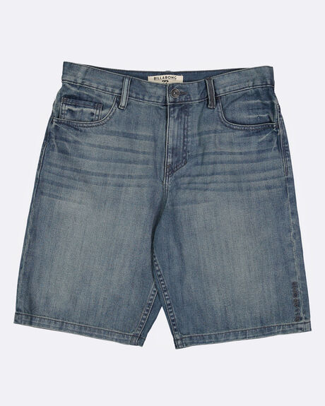 FIFTY DENIM WALKSHORT