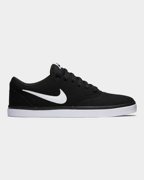 MEN'S NIKE SB CHECK SOLARSOFT CANVAS SHOE
