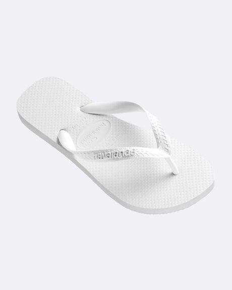 HAVAIANAS TOP WHITE THONG
