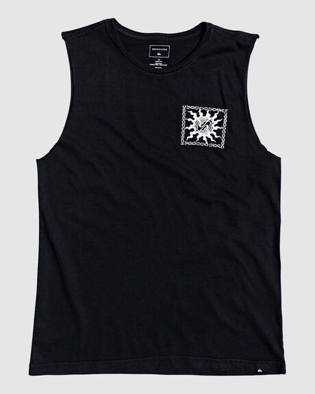 TWISTED NERVE MUSCLE TEE