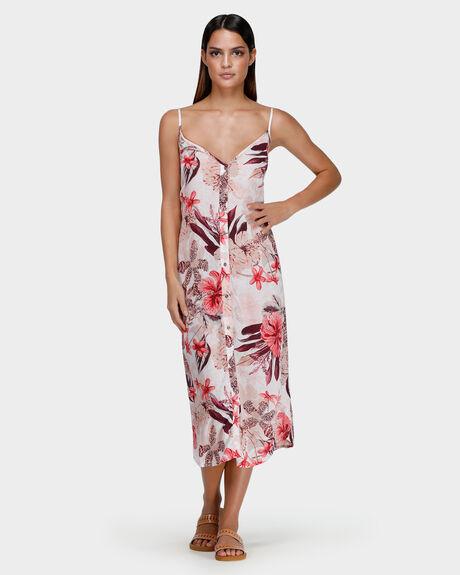 Lost Lily Midi Dress