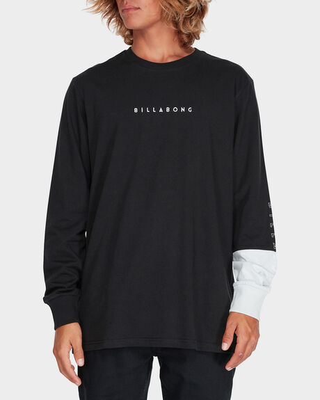 SPLIT SALAD LONG SLEEVE TEE
