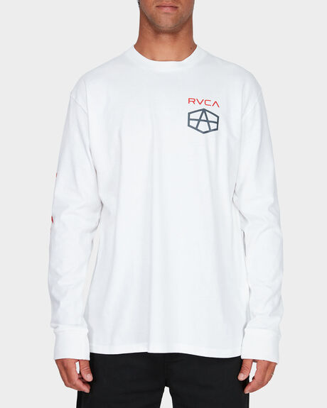 REYNOLDS HEX LONG SLEEVE TEE