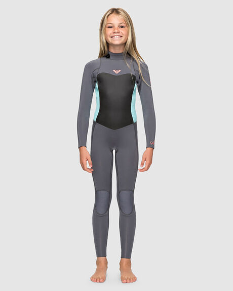 SYNCRO 3/2MM BACK ZIP STEAMER WETSUIT