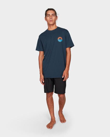 SUNDOWN UPF 50 SURF TEE
