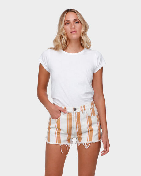 OVERDRIVE STRIPE SHORT