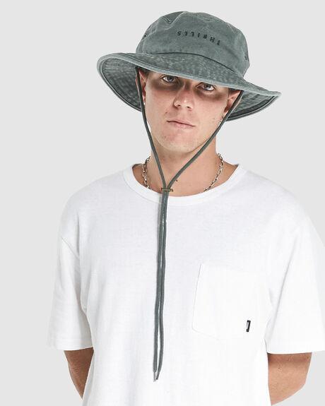 MINIMAL THRILLS BOONIE HAT - D