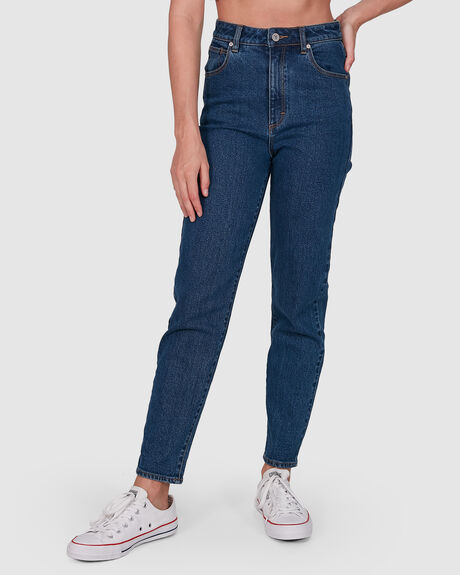 WOMENS A 94 HIGH SLIM ELECTRA JEAN