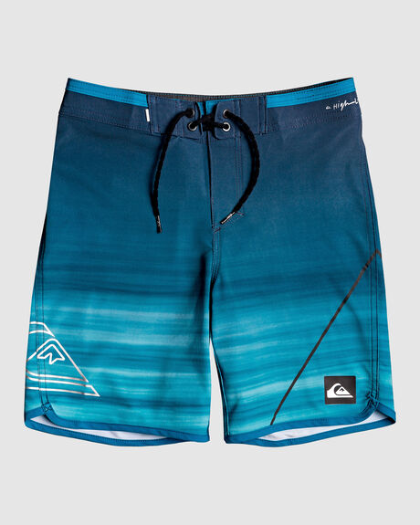 "HIGHLINE NEW WAVE YOUTH 16"" BOARDSHORTS"