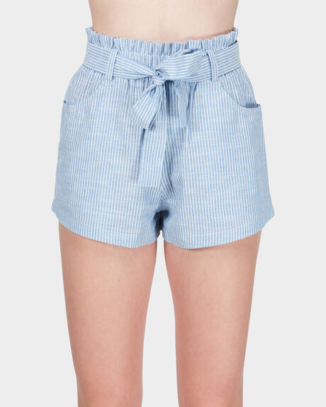 High Stripe Short
