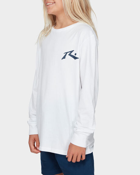 COMPETITION LONG SLEEVE BOYS TEE