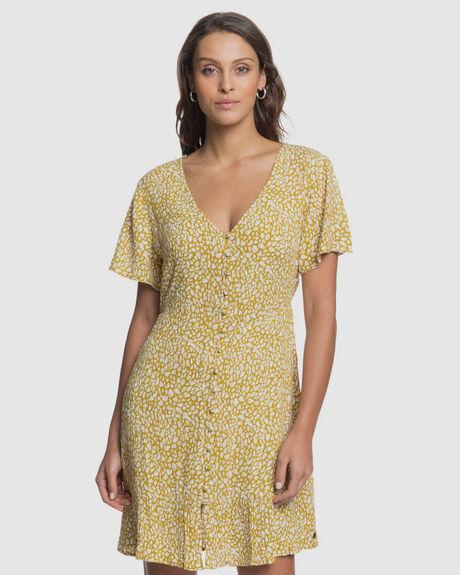 WOMENS SUMMER ALICE BUTTONED DRESS