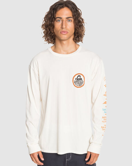 MEN MOROCCAN LS TEE