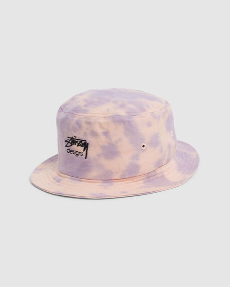 DESIGNS TIEDYE BUCKET HAT