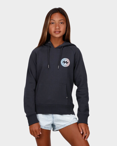 EARLY START HOODED PULLOVER