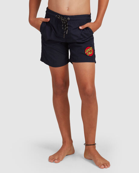 CRUZIER SOLID YOUTH SHORT