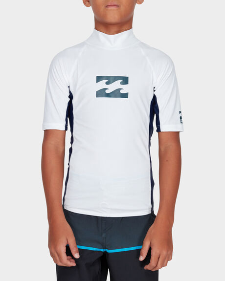 TEEN ALL DAY WAVE RASH VEST