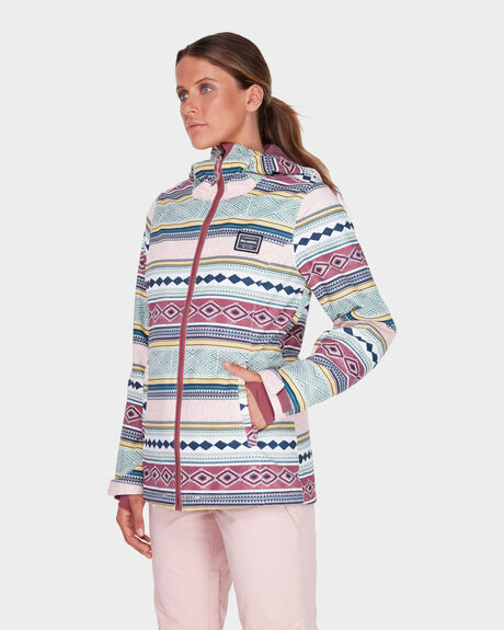 SULA PRINTED JACKET