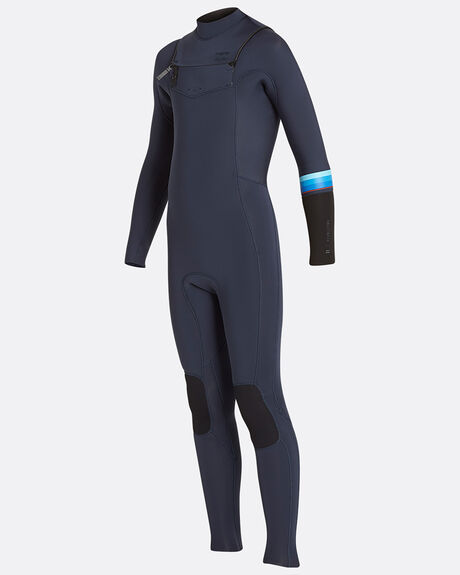 BOYS REVOLUTION - 302 CHEST ZIP WETSUIT