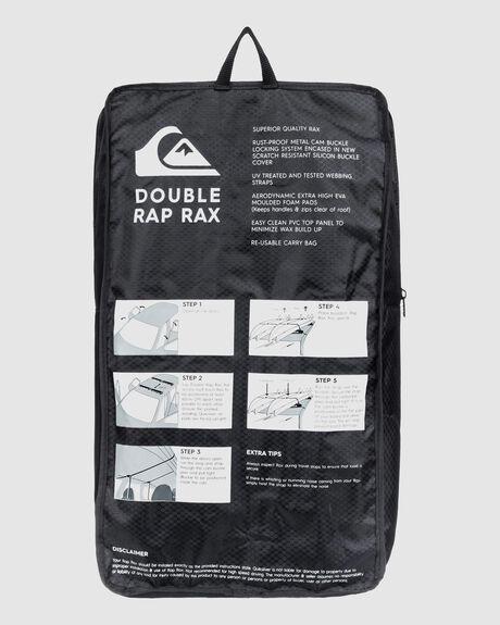 QS DOUBLE RAP RAX