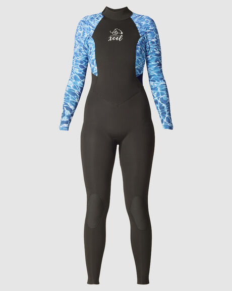 WOMEN'S WATER INSPIRED AXIS 3/2 FULLSUIT