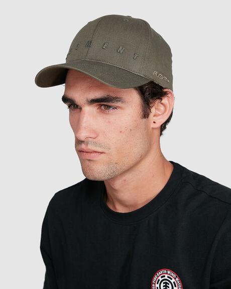 GYM FLEXFIT CURVED CAP