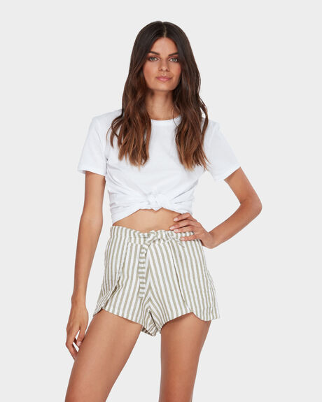 SUNS OUT STRIPE SHORT