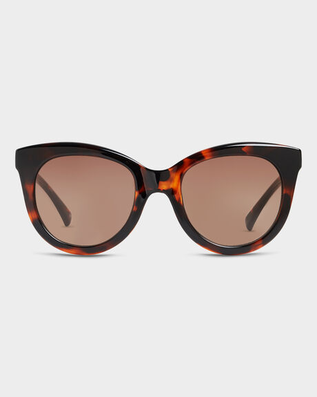 BURLEIGH  DARK TORT BROWN GRAD CATS EYE