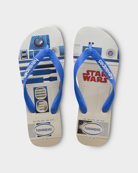 HAVAIANAS STAR WARS THONGS