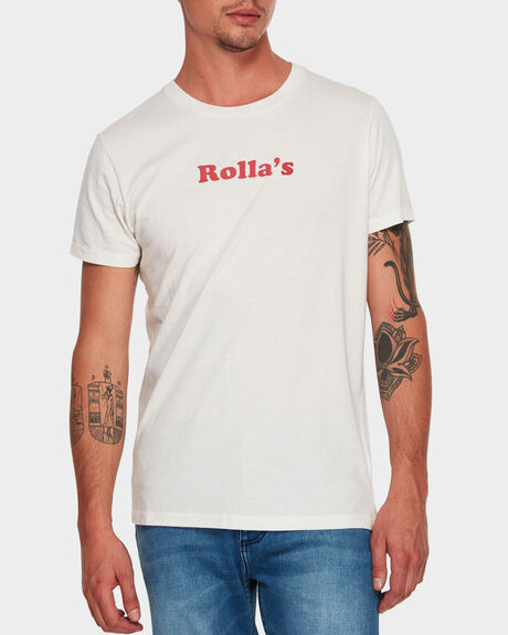 ROLLAS MIRROR SHORT SLEEVE TEE