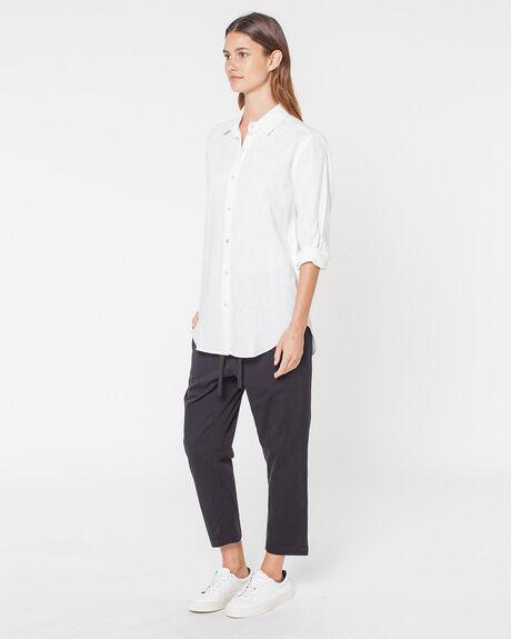 Anya Cotton Pant Black