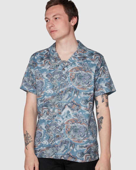SUMATRA SHORT SLEEVE SHIRT