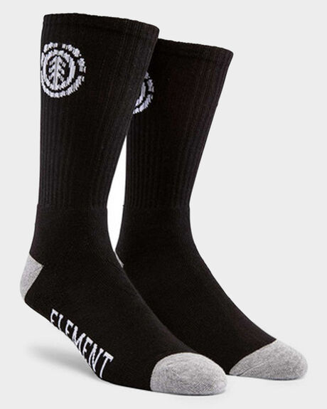 ELEMENT SPORTS SOCK BLACK