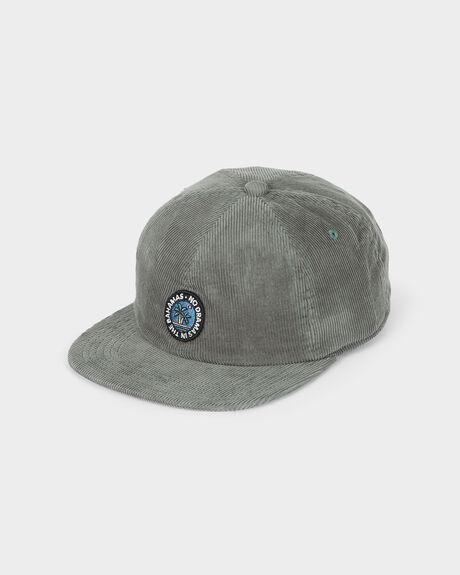 NO DRAMAS SHALLOW 6 PANEL CAP
