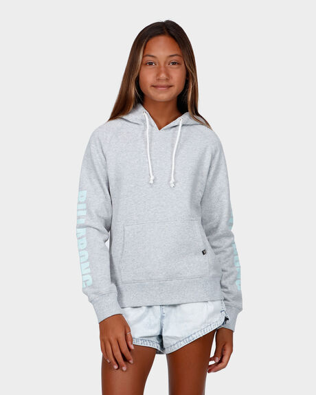 ZEPHYR HOODED PULLOVER