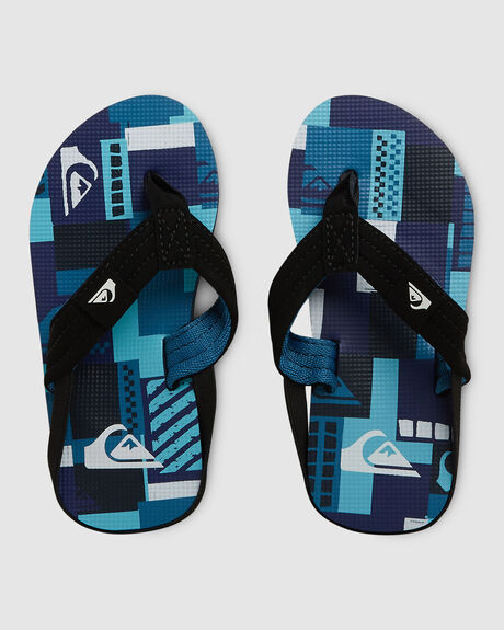 MOLOKAI LAYBACK CITY BLOCK THONGS