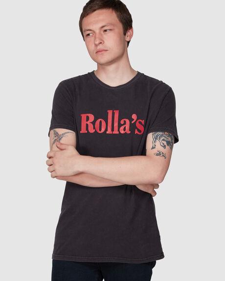 ROLLAS REDS BIG LOGO TEE