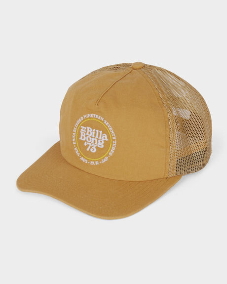 BREAKDOWN TRUCKER CAP