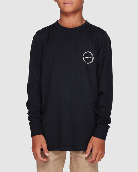 YOUTH SPARROW LS TEE