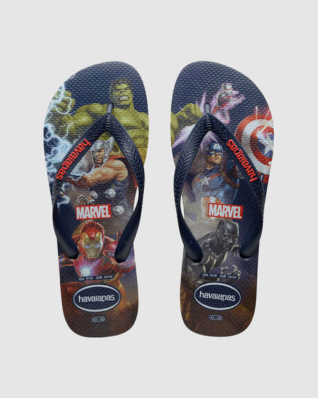 KIDS MARVEL THONGS