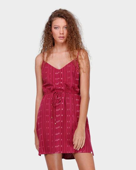 Spirited Slip Dress
