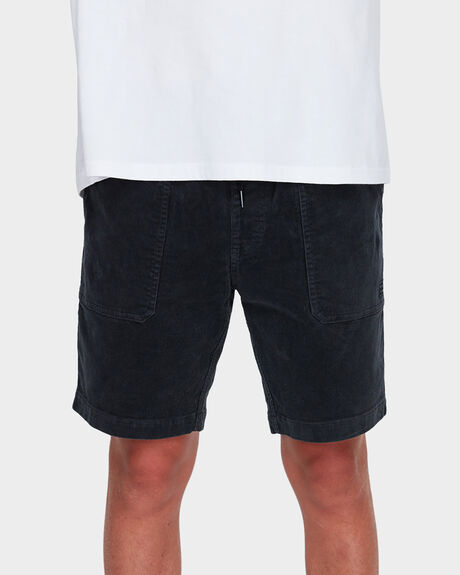 LARRY CORD ELASTIC SHORT
