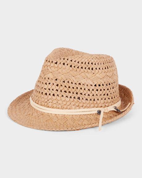 BLOOM STRAW HAT