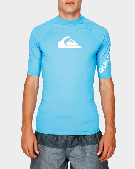 ALL TIME SHORT SLEEVE UPF 50 RASH VEST
