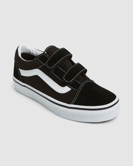 OLD SKOOL VELCRO SKATE SHOE