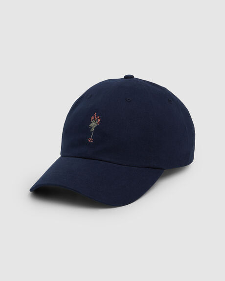 DARK ALOHA LAD CAP