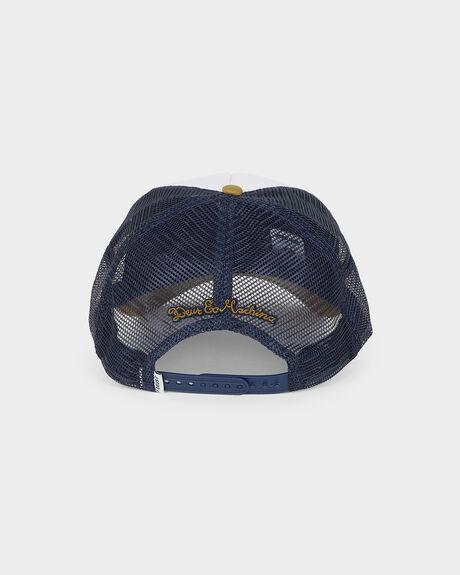 AMERICAN TWIN TRUCKER CAP