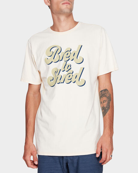 BRED TO SHRED SHORT SLEEVE TEE